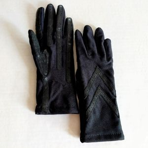 Thinsulate Flex Black Gloves